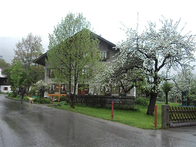 Regen in Oberjoch